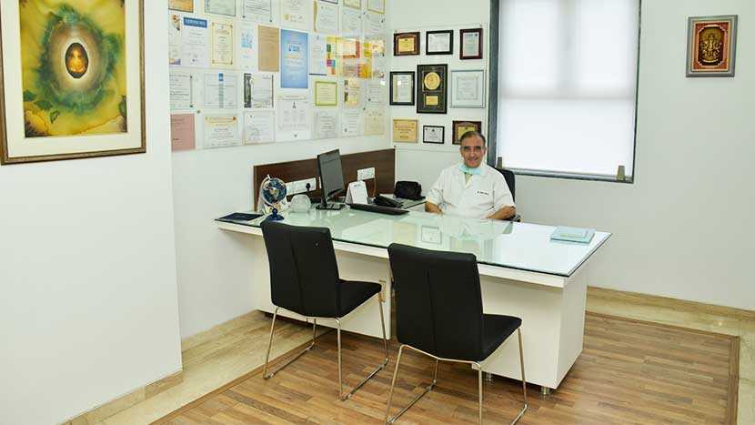 dr. prem nanda-best dentist in pune